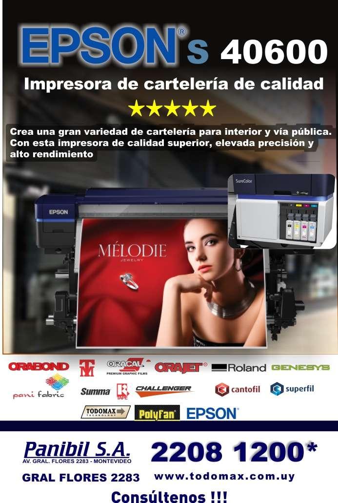 Impresora Epson 40600