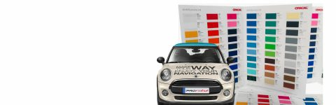 Oracal 651 vehicular, 60 colores que marcan la diferencia!